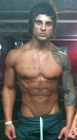 Zyzz Workout Routine and Diet Plan | rippedabshq.com